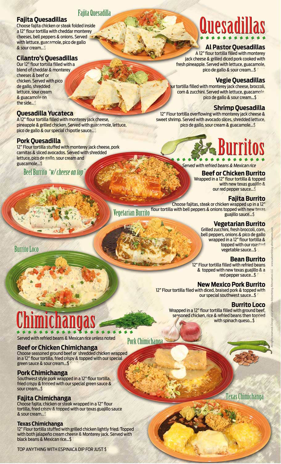 Cilantros Omaha Mexican Bar And Grill